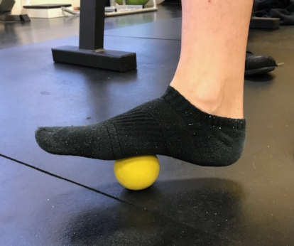mobility foot