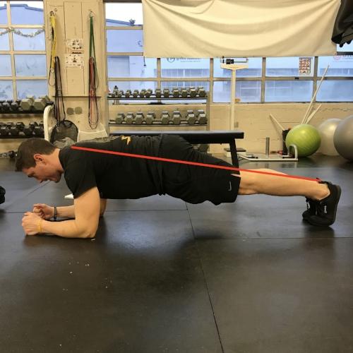 plank it up