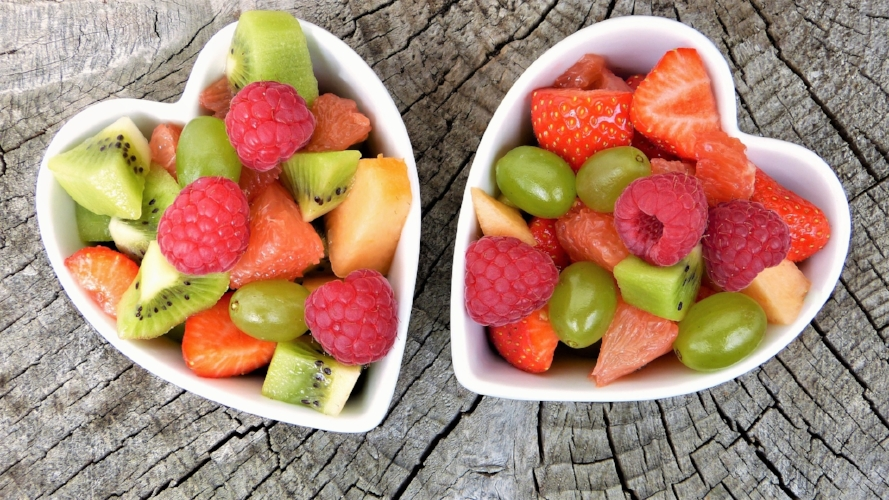 Do fruit the healthy way!