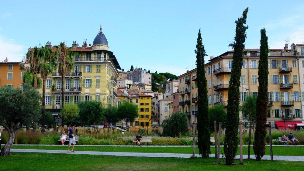 Nice, France, Travel Blogger