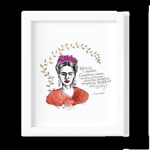 Frida Kahlo — Kimothy Joy