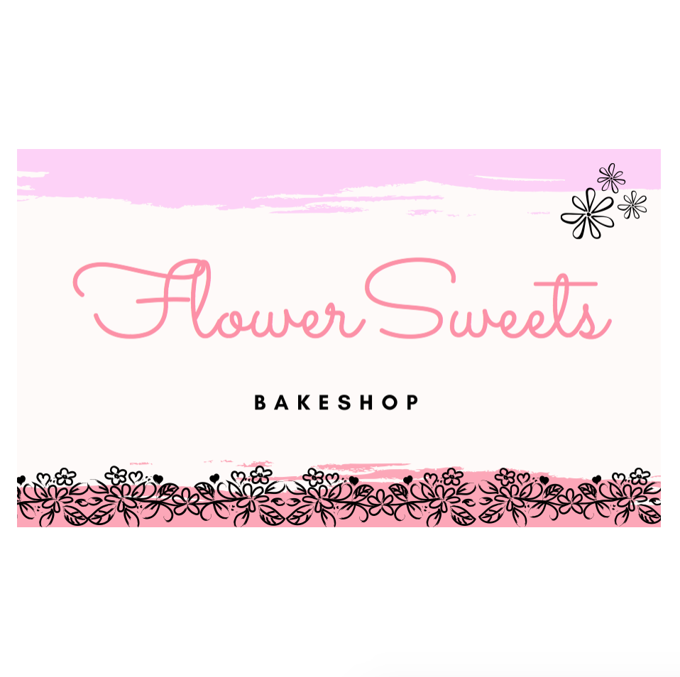 Flower Sweets Bakeshop  | Igloolik  Flower Sweets is a local family-owned bakery that makes custom cakes and provides fresh and ready to-go baked goods. Flower Sweets will also cater birthday parties and private events.