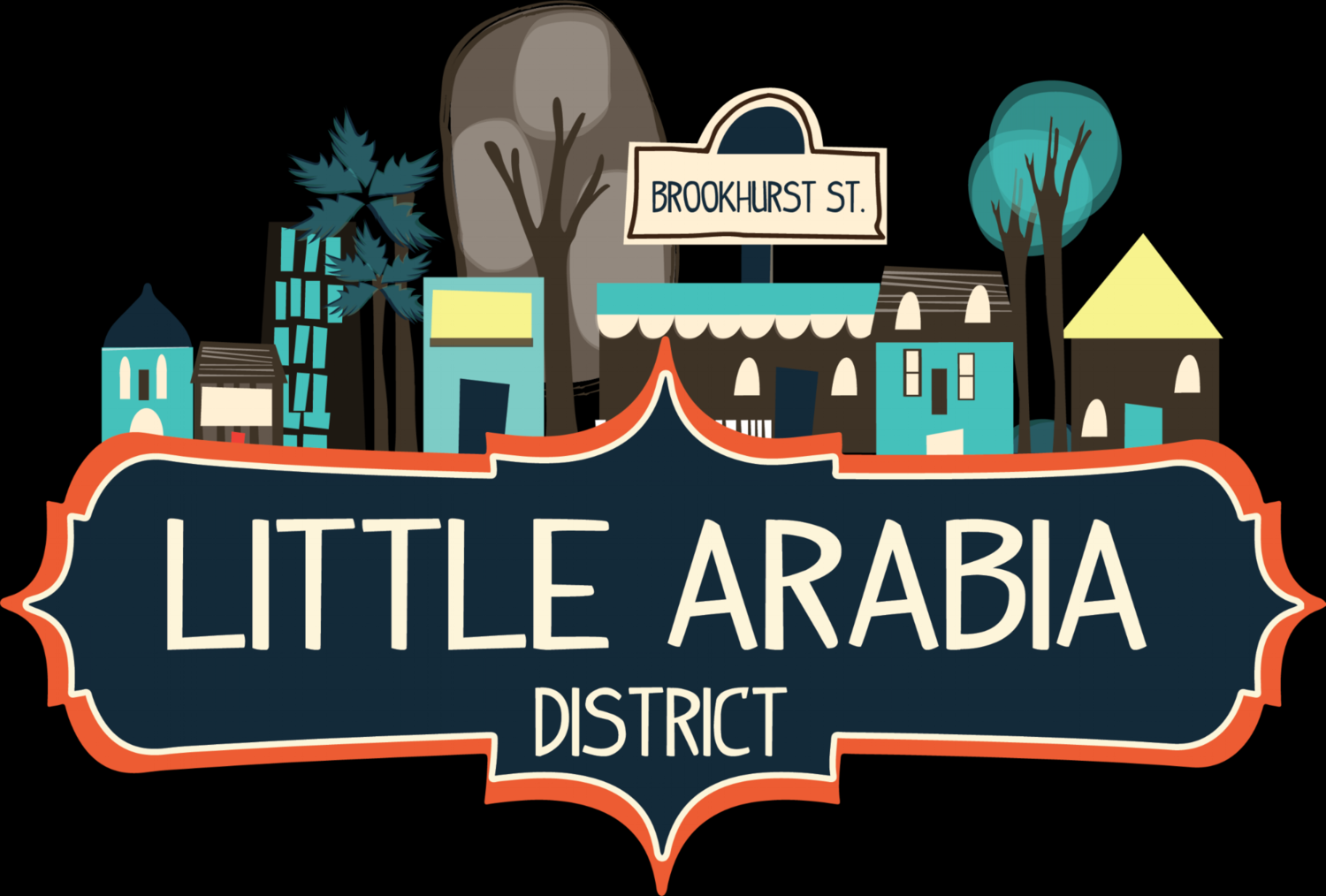 Little Arabia District