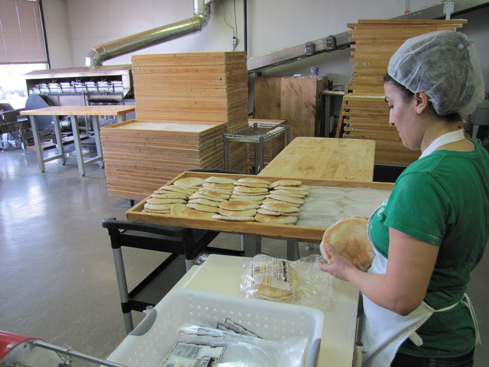 Our breads are made fresh 6 days a week.