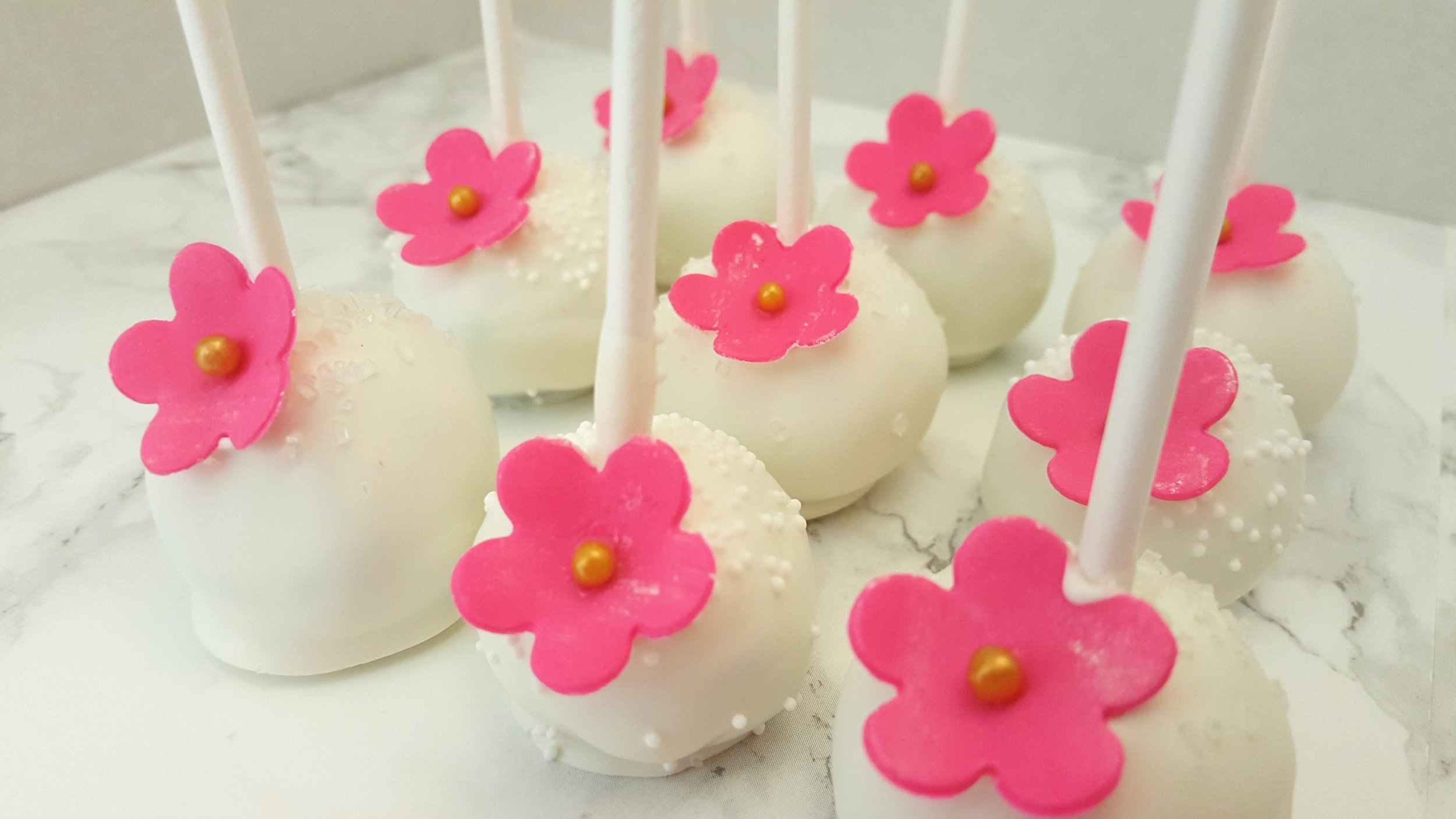 Cake Pops — Sugar Fairy Desserts