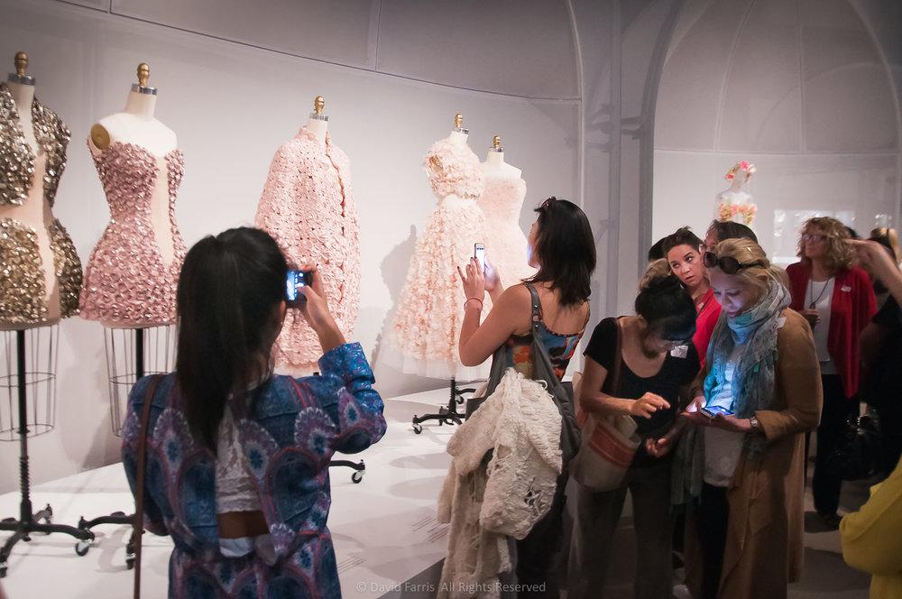 Fashion Show, Metropolitan Museum of Art, New York, 2016