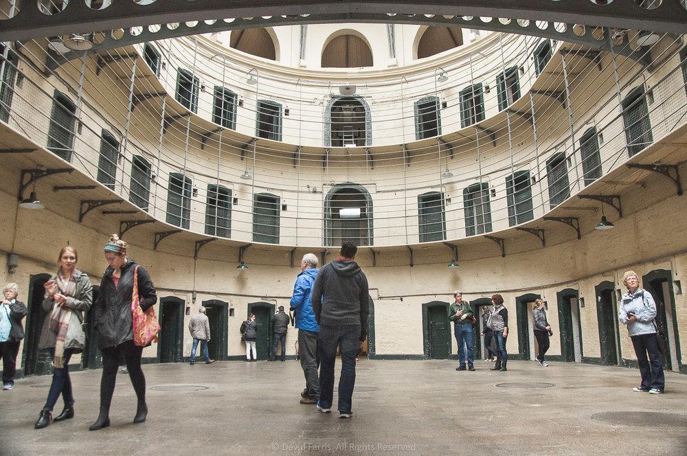 Kilmainham Gaol (Jail), Dublin, 2016