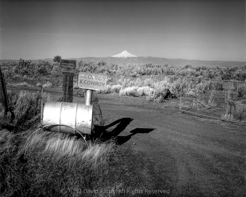 Conroys', Mount Hood, Sherman County, Oregon