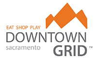 Downtown Grid logo with link