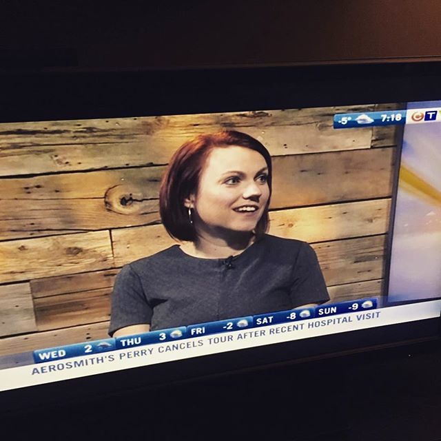I love my monthly tech segment on @ctvsaskatoonlive . This morning I talked about my @womenintechfr award and #sktech including @colabsyxe #ora #safetytek @curbiecars @athlete.era and @coconutsoftware #womenimtech #womeninbiz #womenintechawards #ctv #yxe #saskatoon #cdntech