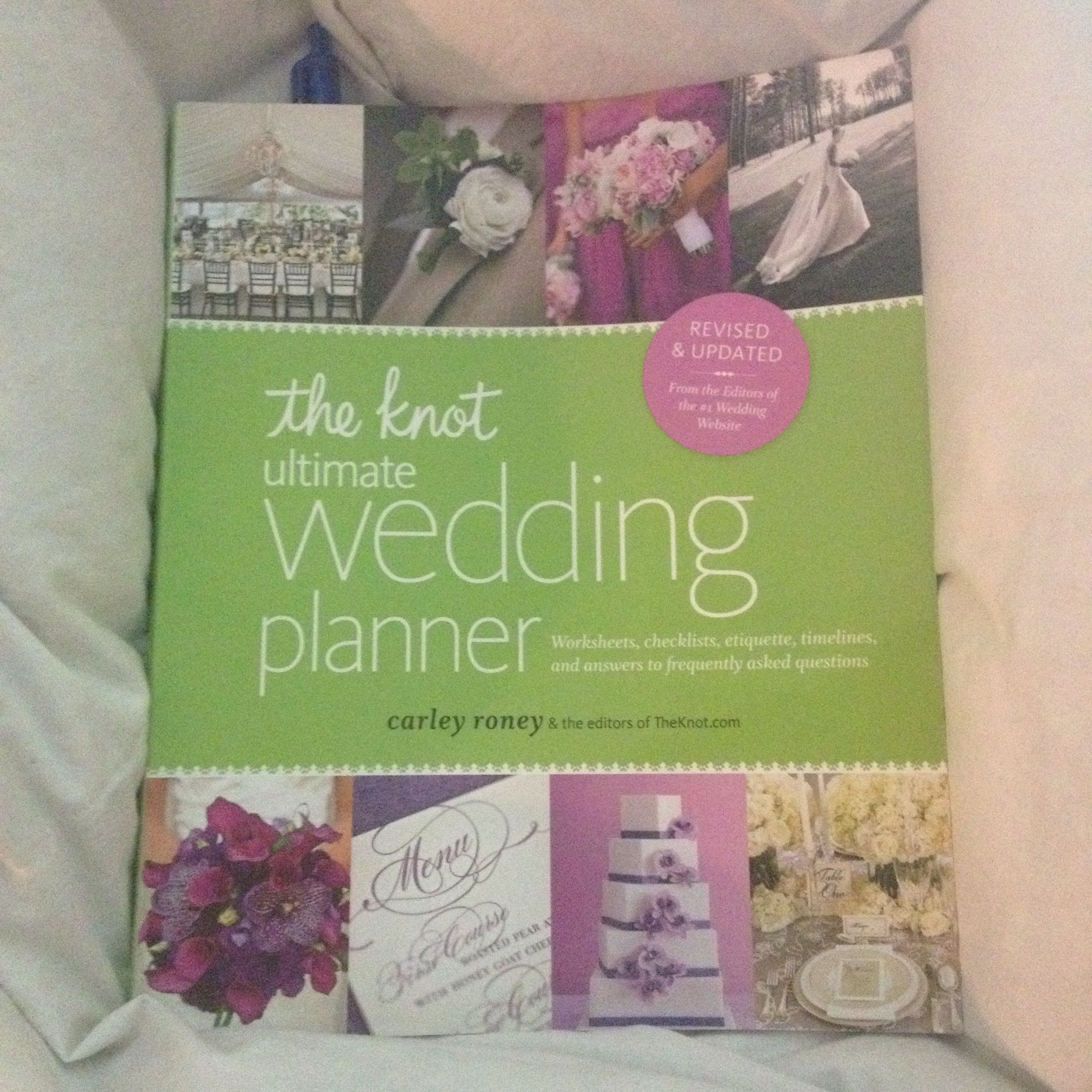 The Knot.com Wedding Planner