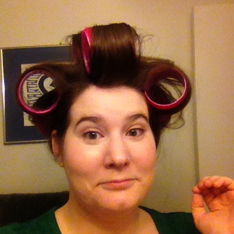 Velcro Rollers — Very Victoria Kaye