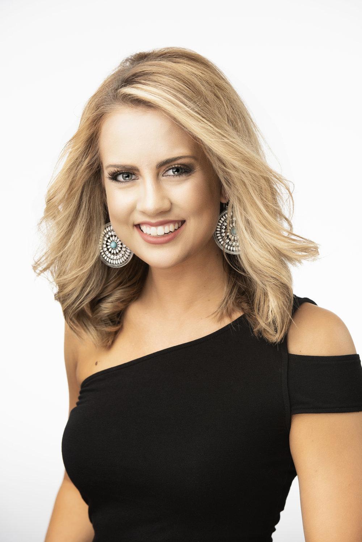 Kelsey Cardamone Miss Sierra Nevada
