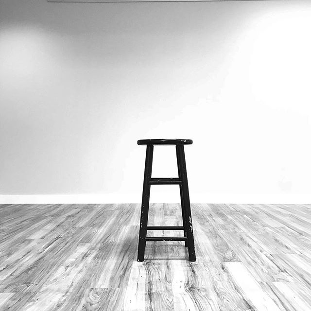 This is your stool. It sits alone in the middle of the room. In front of you is an audience and they look at you quiet with anticipation. You have a brief moment to share the one piece of advice you've found most useful in your time here on earth.  What would you say?