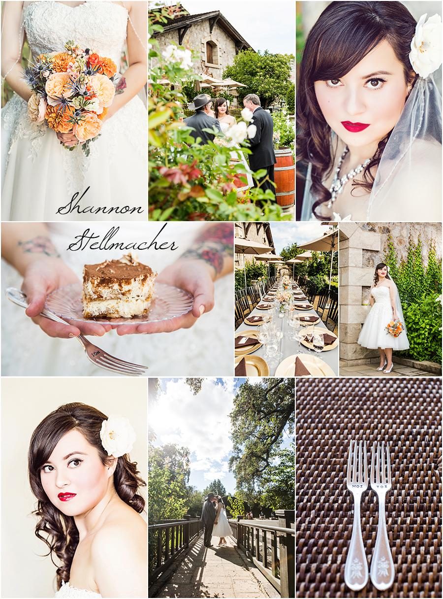 October Wedding Napa