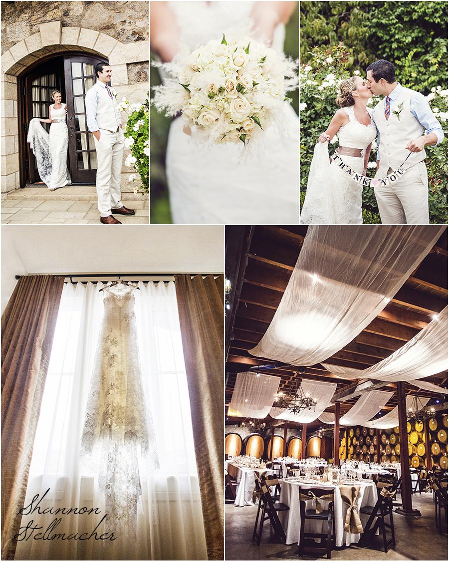 V. Sattui Wedding Photography 5
