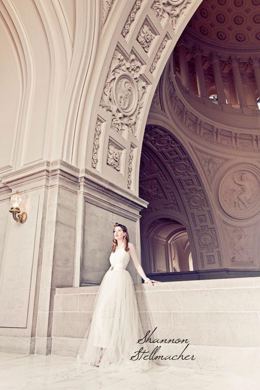 San Francisco Retro Bridal002