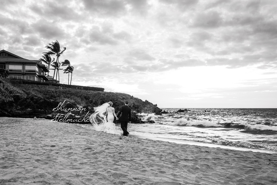 Maui wedding four seasons