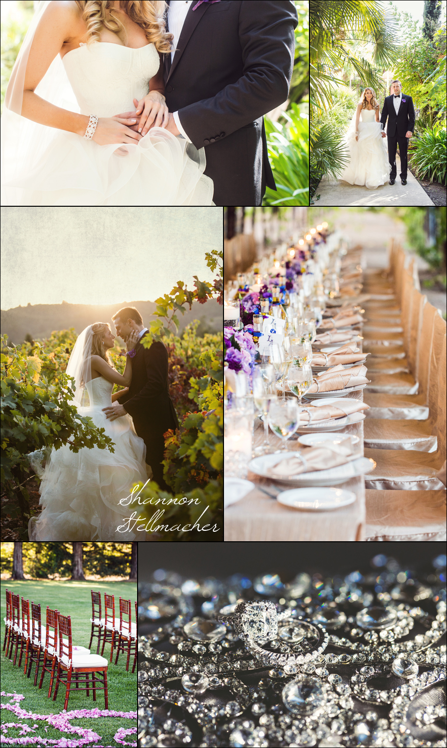 Trentadue Wedding Healdsburg