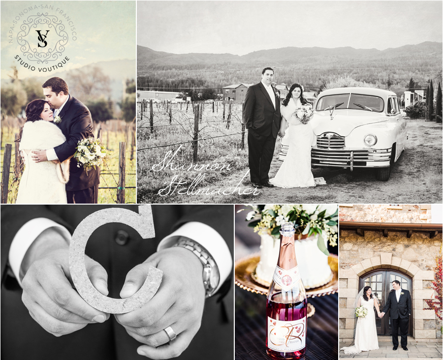 Napa Wedding Photographer vintage
