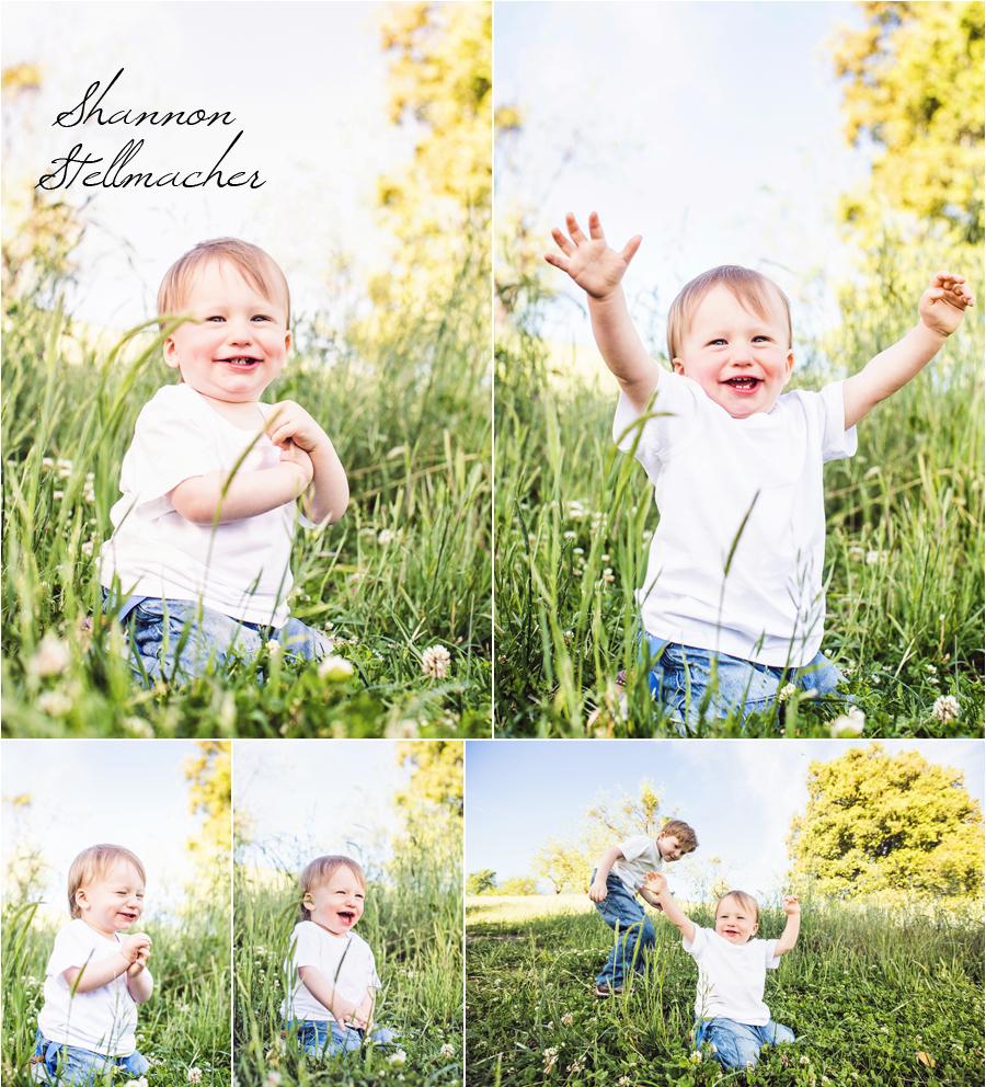 Napa Children's Portrait Photography 1