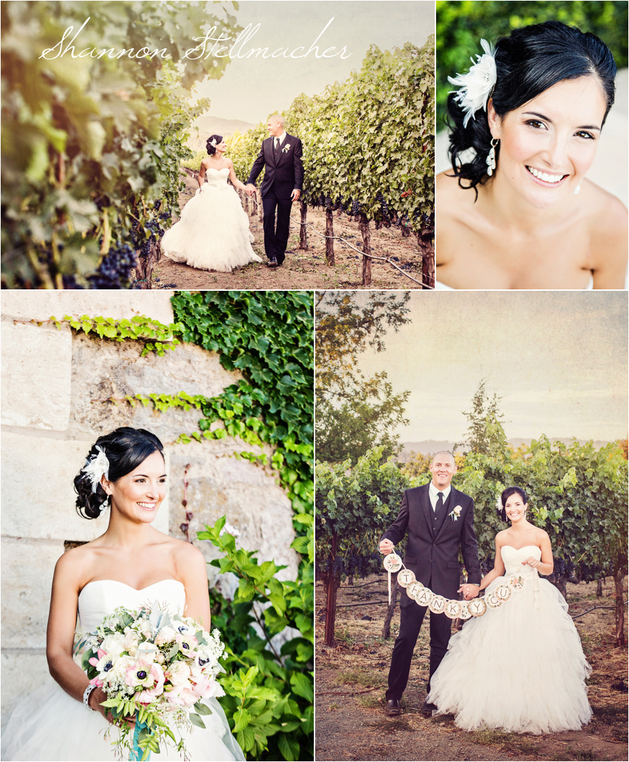 Napa Wedding 1