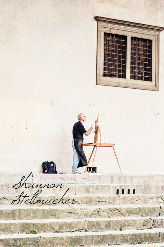 Florence Italy Painter web