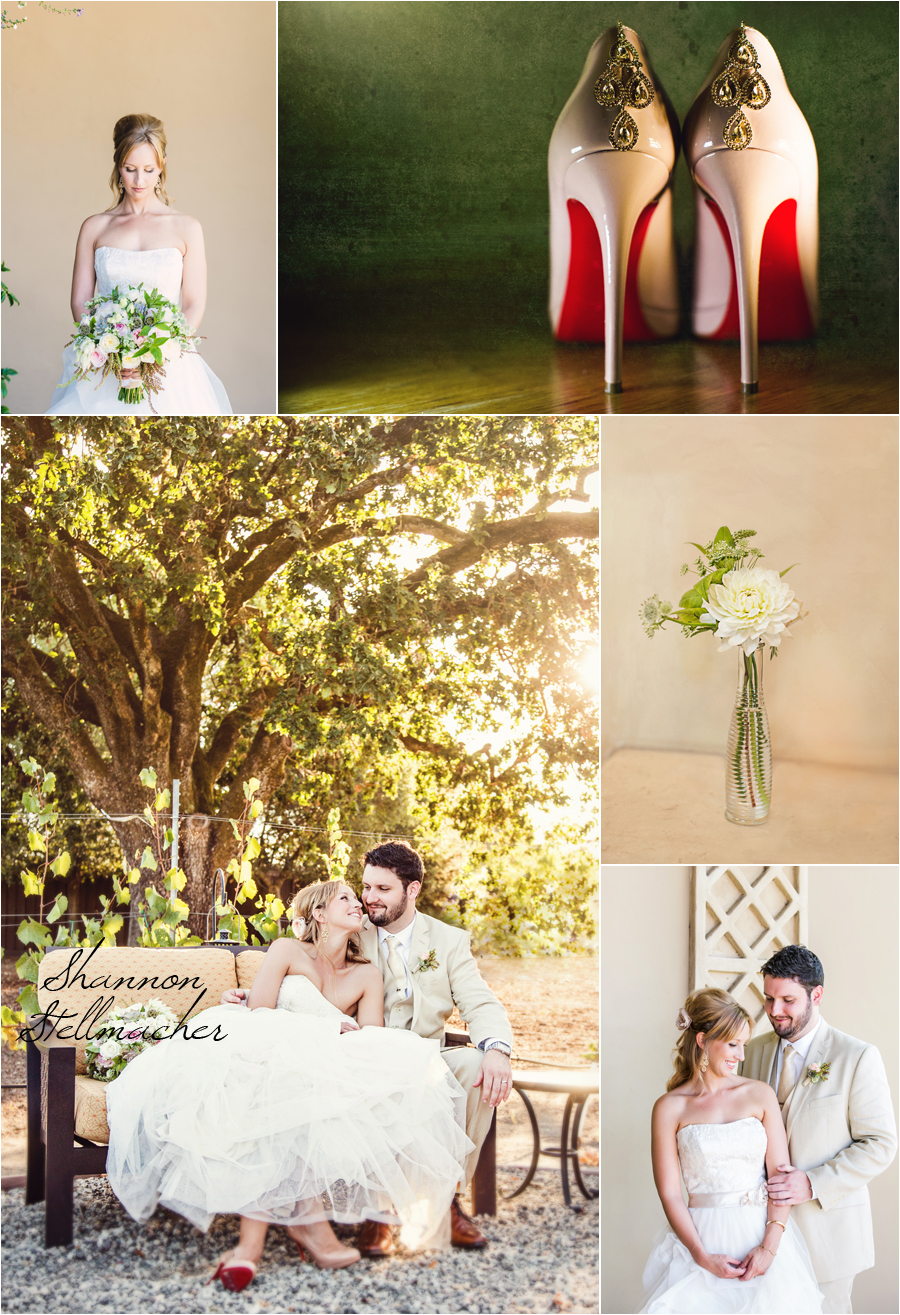 Sonoma Wedding Photographer Shannon Stellmacher