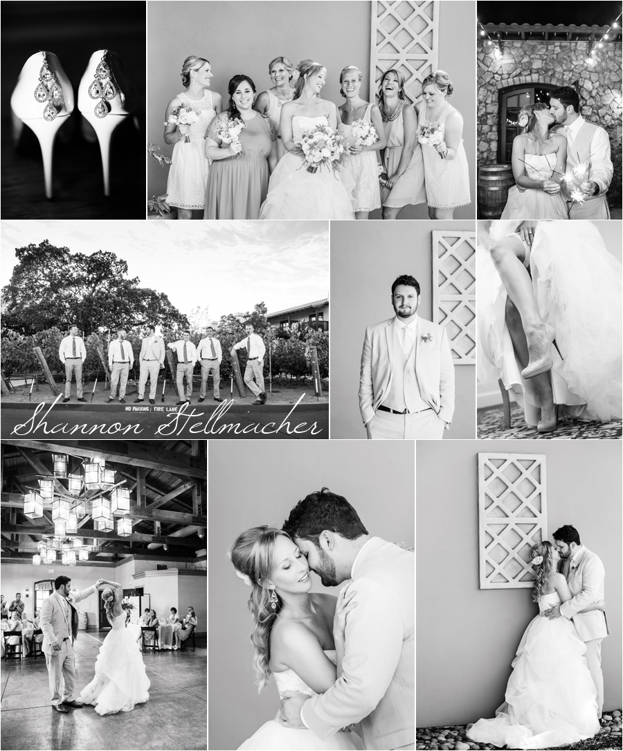 Sonoma Wedding Photographer ~ Shannon Stellmacher