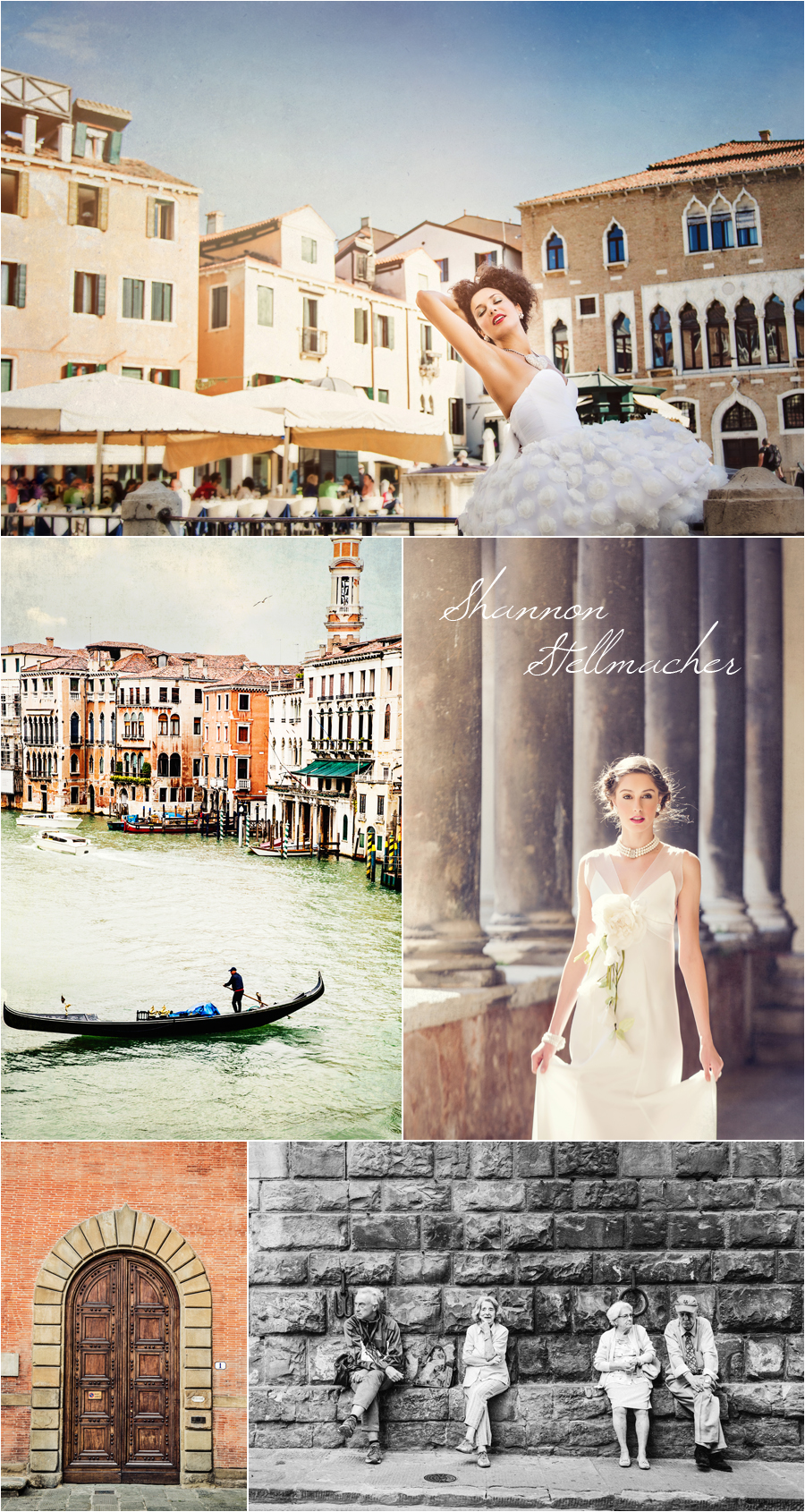 Venice and Florence Italy ~ Shannon Stellmacher