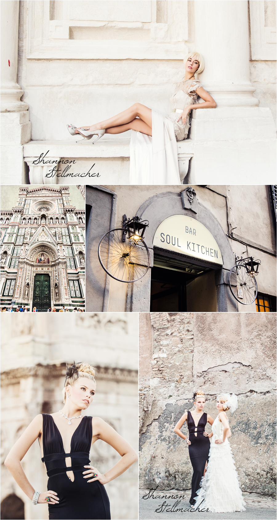 Venice and Rome Bridal Fashion 7