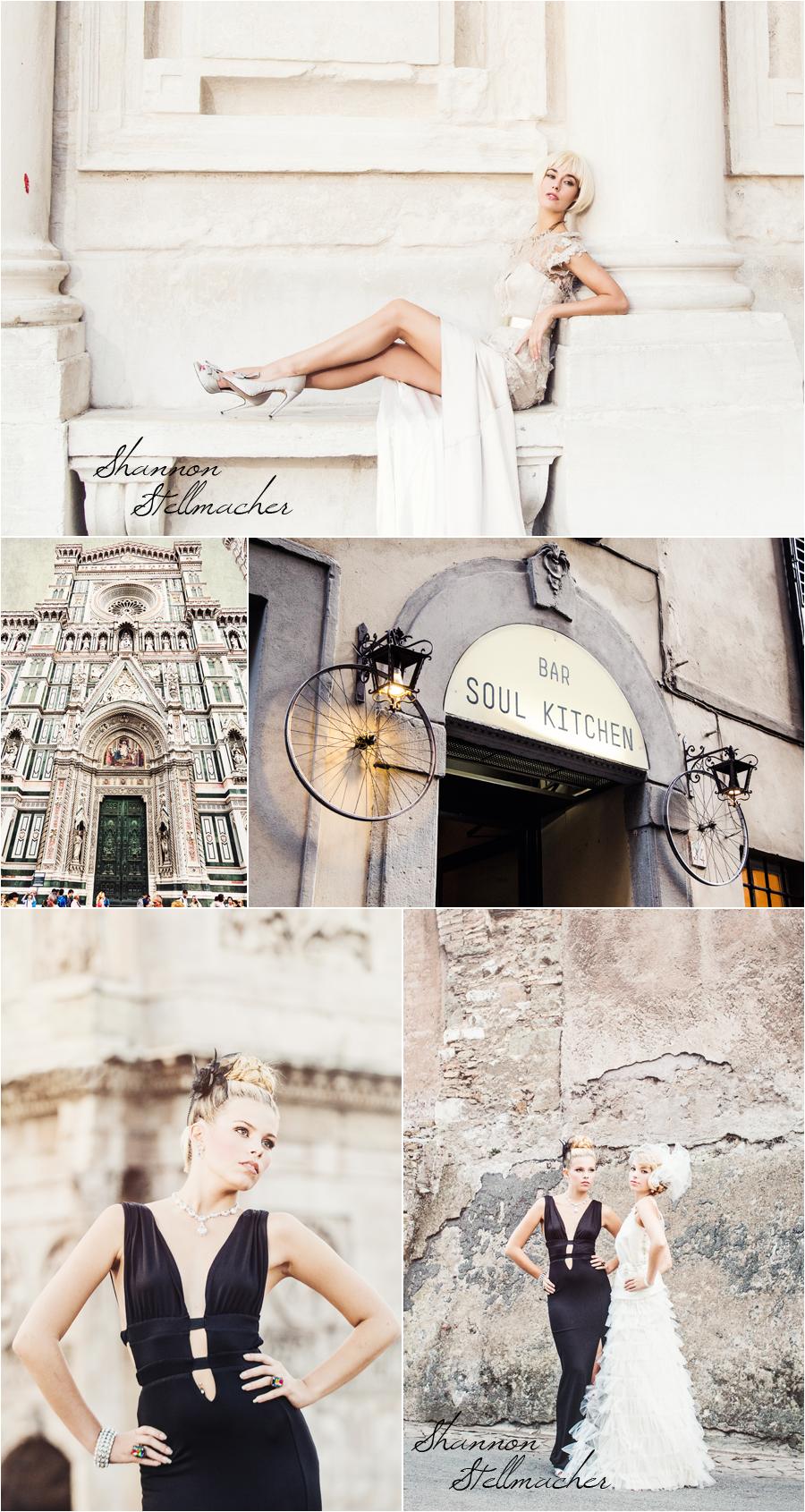 Venice and Rome Bridal Fashion 7