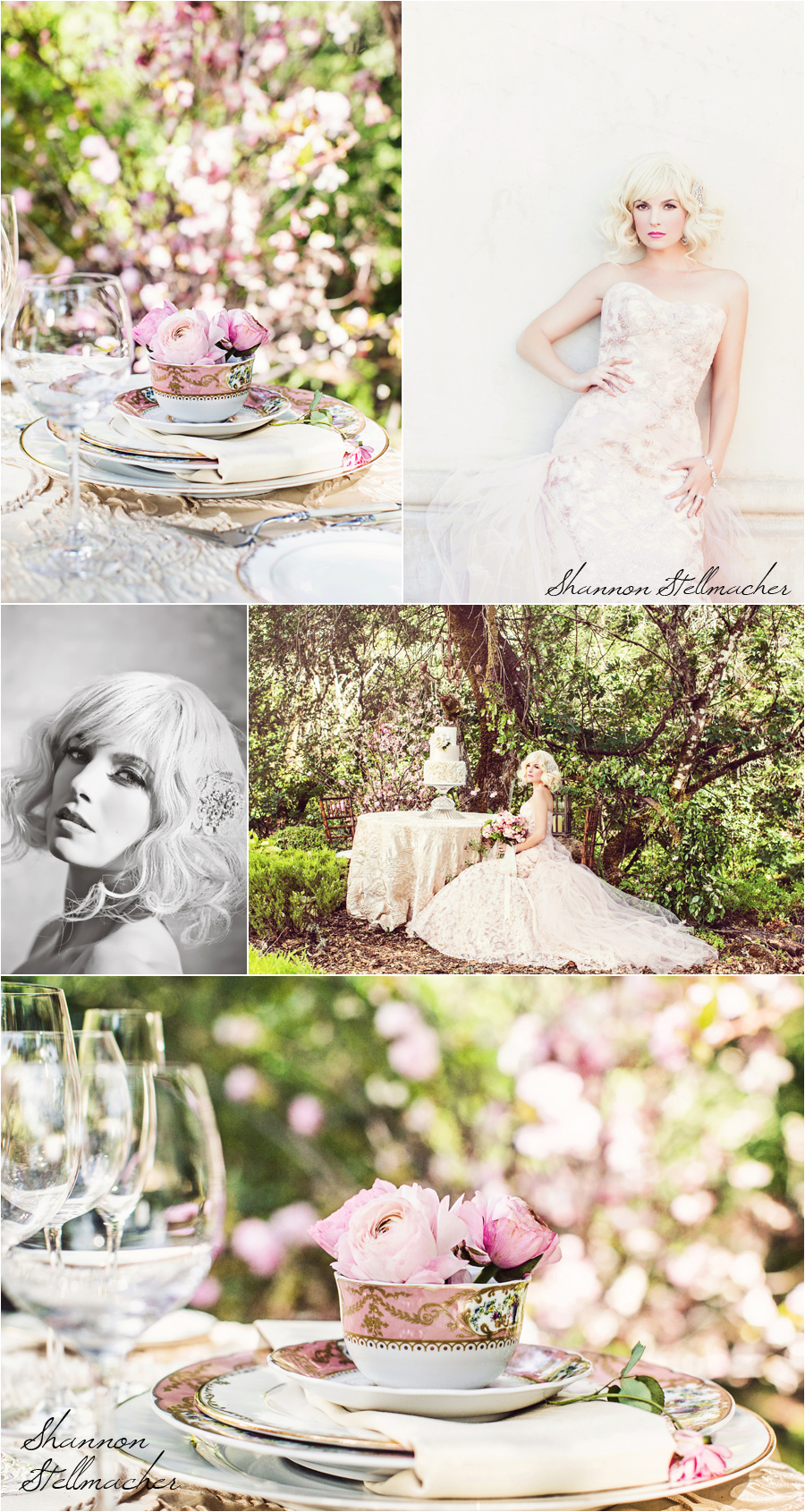 Wine Country Bridal Couture