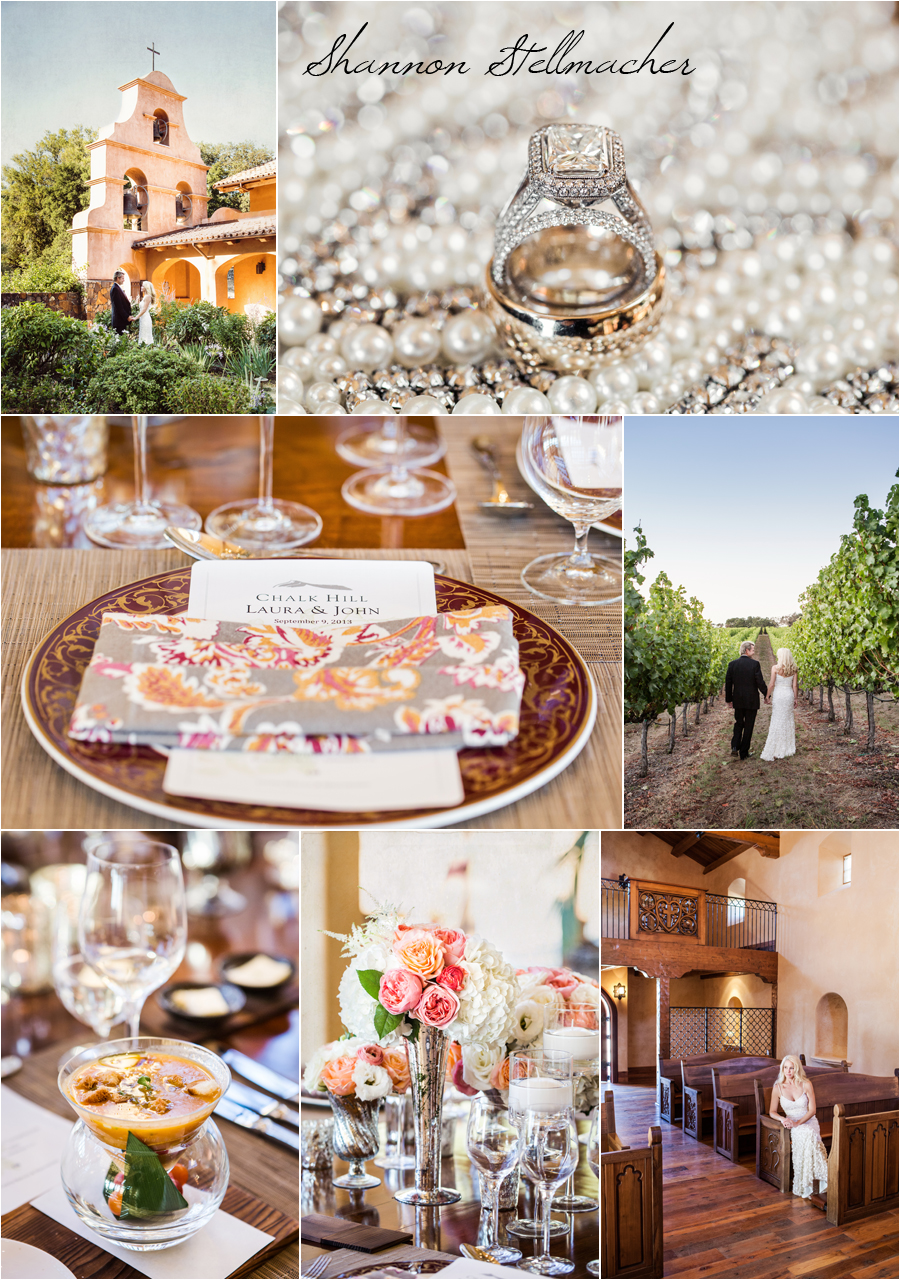 Chalk Hill Estate Wedding Healdsburg