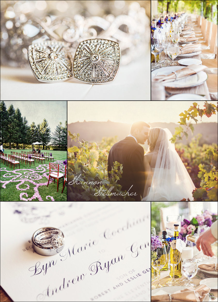 Destination Wedding Sonoma