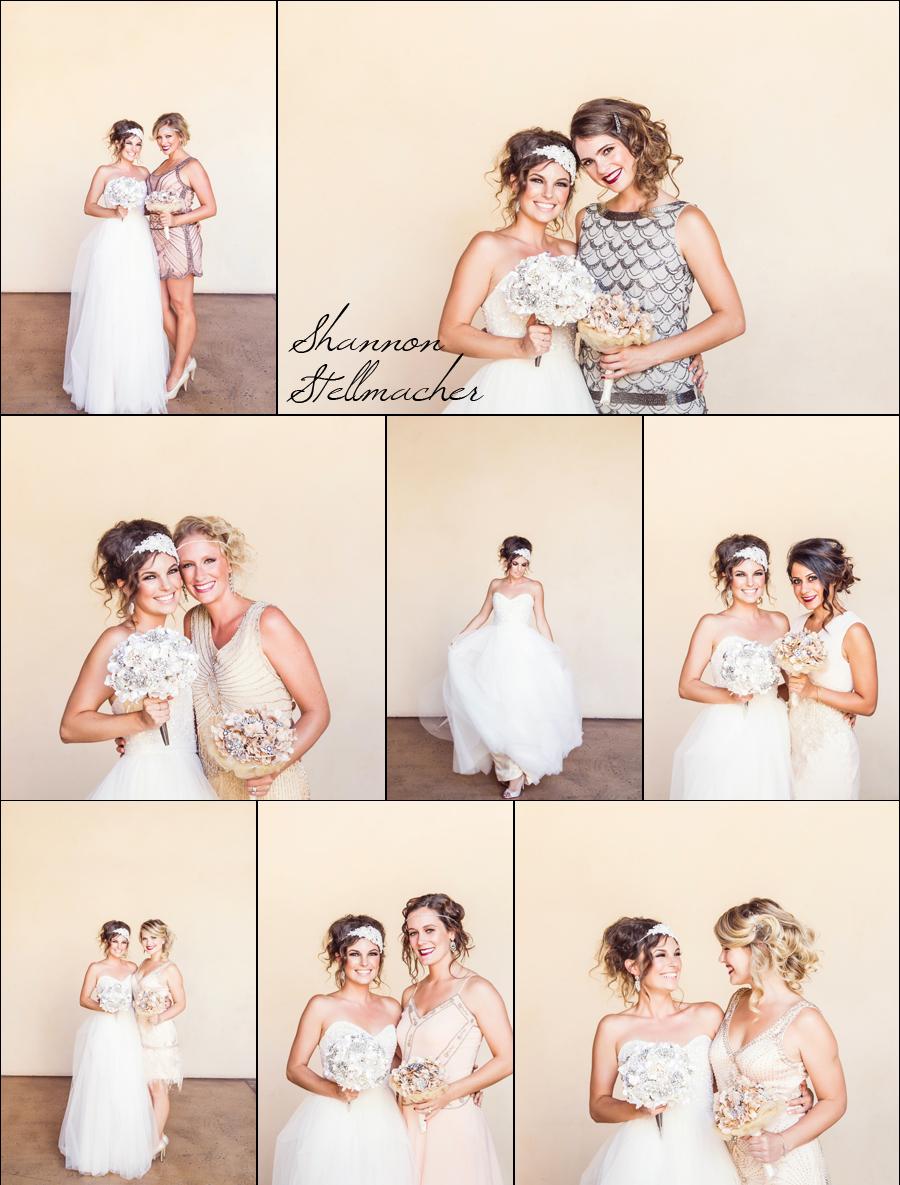 Vintage Bridesmaids Sonoma