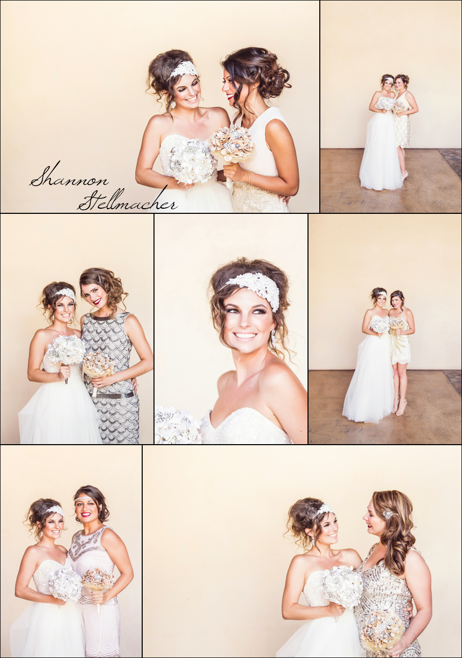 Vintage Inspired Wedding Sonoma