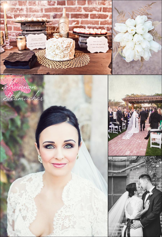 Yountville Estate Wedding ~ Shannon Stellmacher