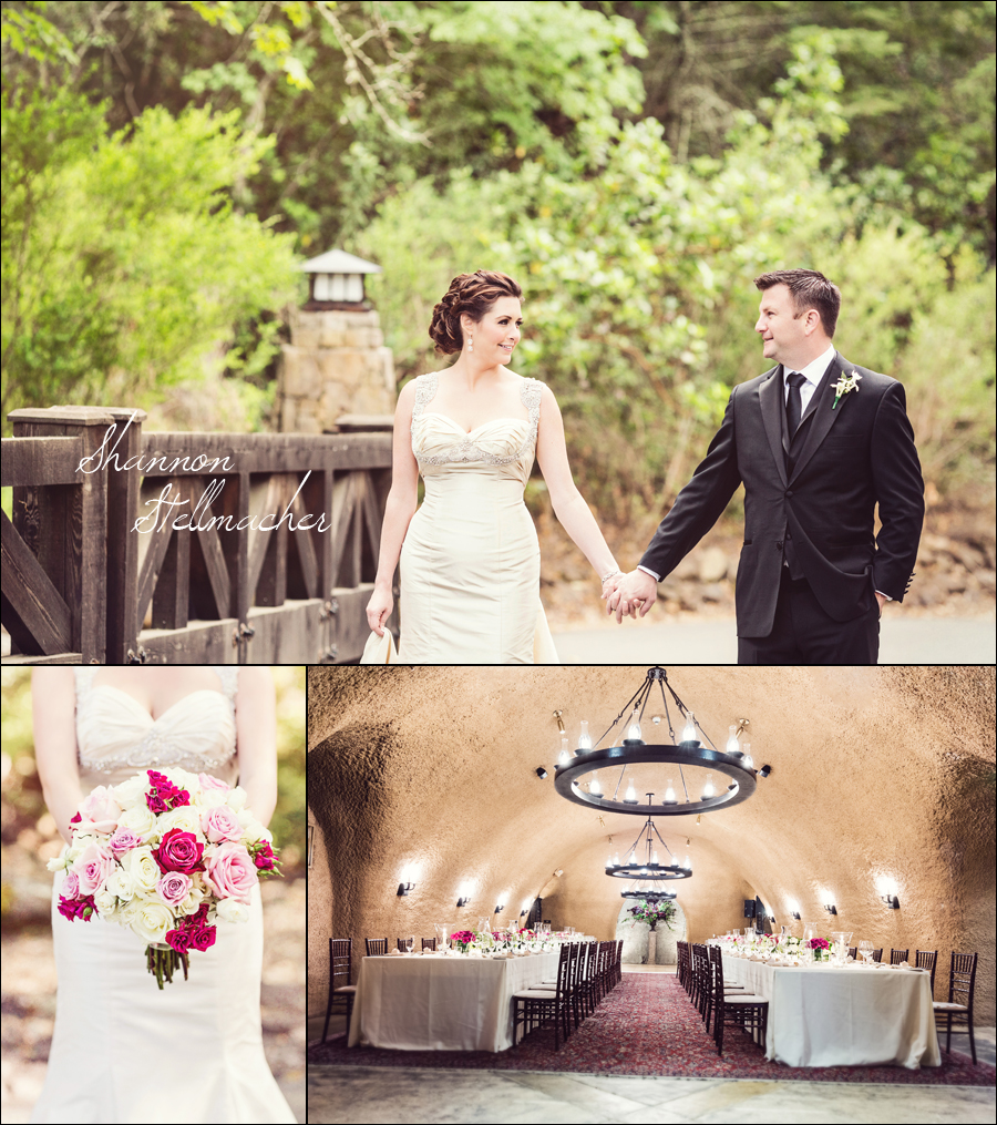 Calistoga Ranch Wedding 1