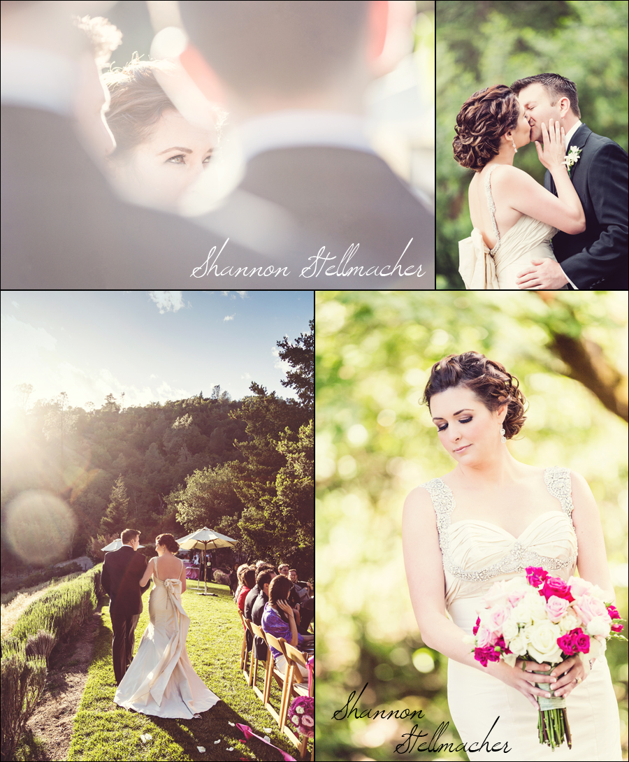 Spring Wedding In Napa Valley