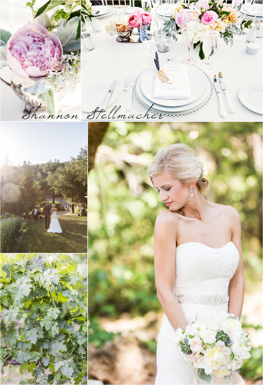 Calistoga Ranch Wedding June