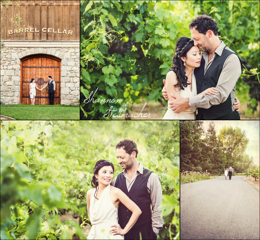 Sonoma Engagement Session 5