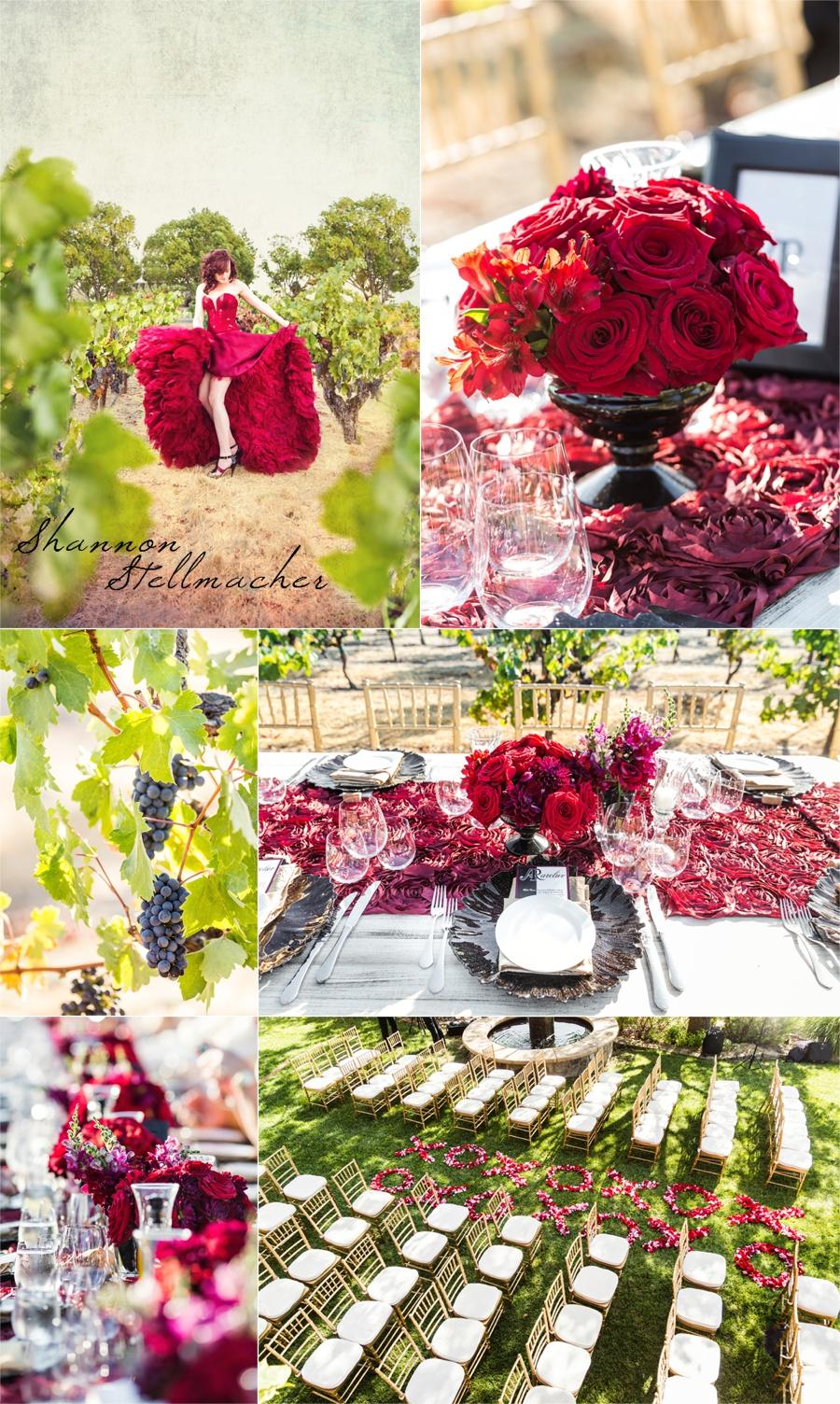 Stryker Sonoma Winery Wedding