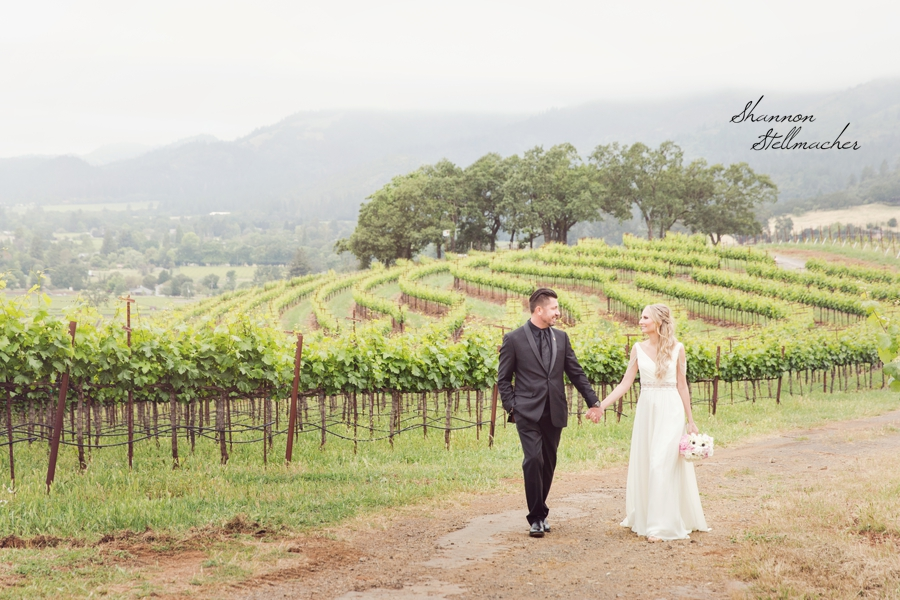 Kunde Estate Winery Wedding