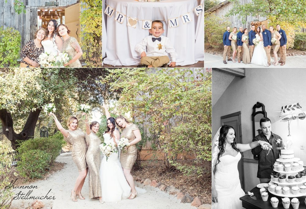 Sonora Wedding at Union Hill Inn
