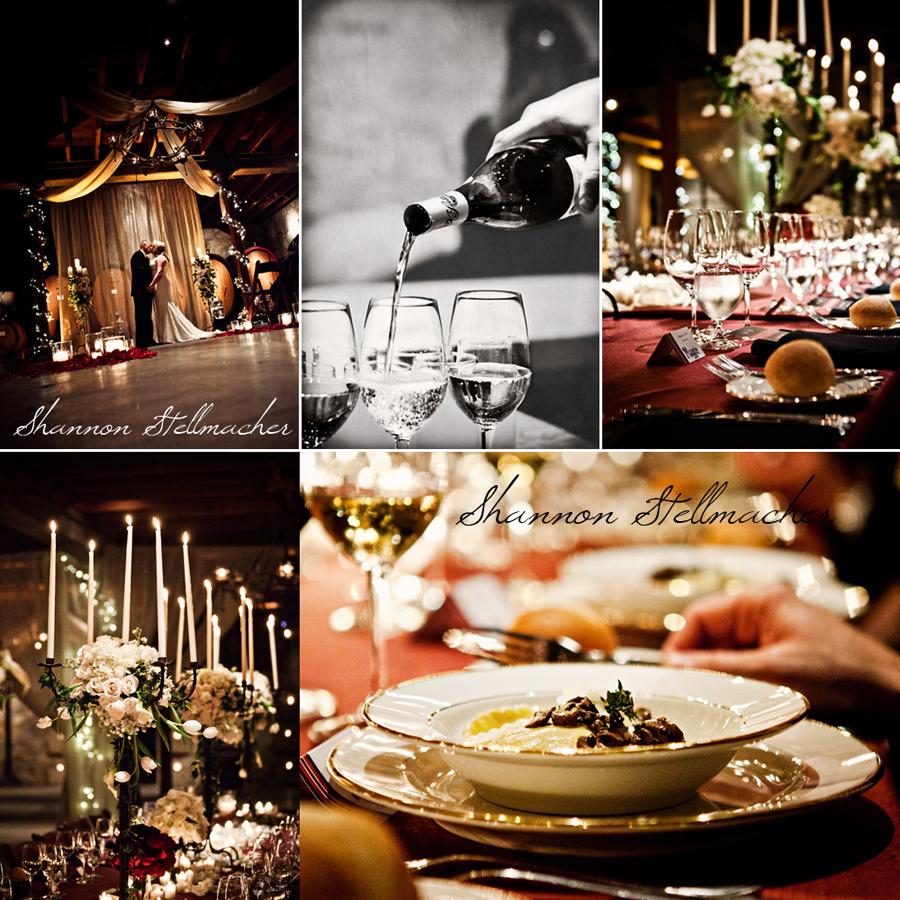 V. Sattui Winter Wedding