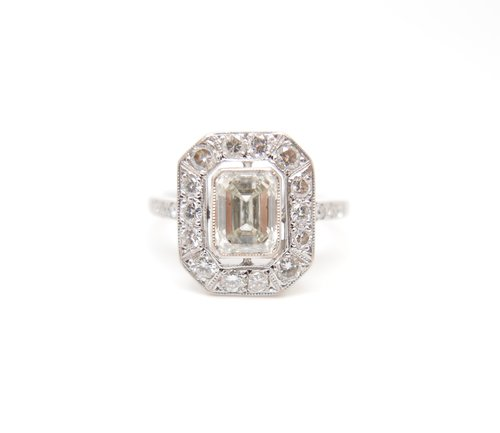 bc57f1206c Antique Rings and Vintage Rings over £500 — Antique Jewellery ...