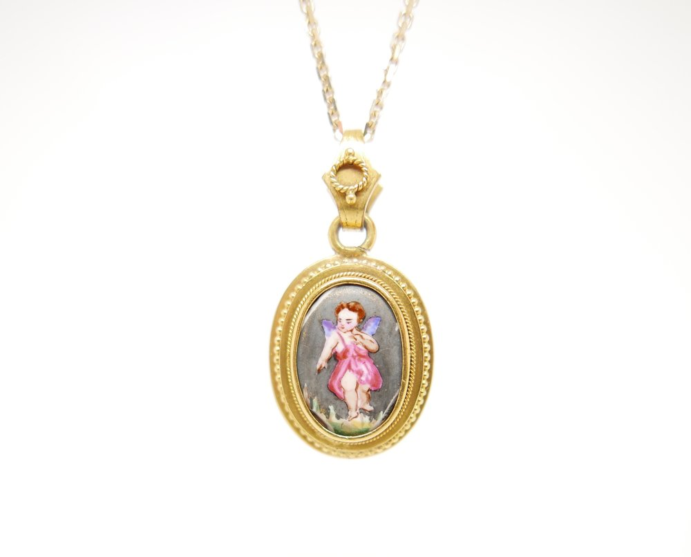 19th Century Locket
