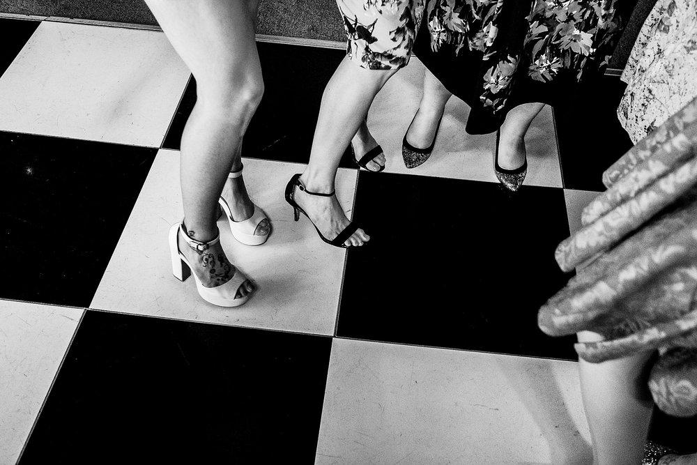Party Feet!