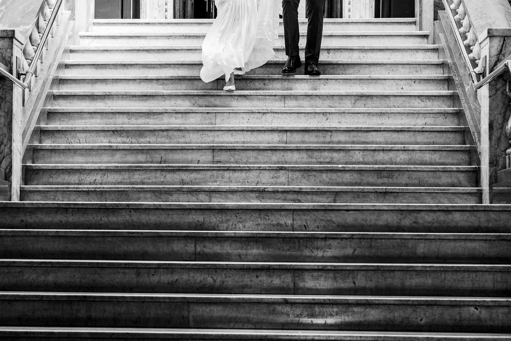 MARRIED WALK ISLINGTON TOWN HALL